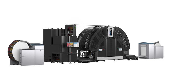 HP PageWide Web Press T250HD
