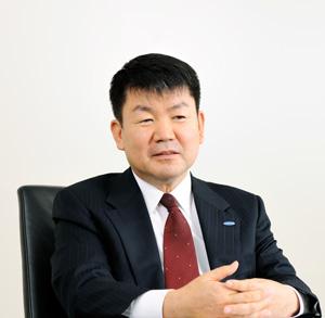 西野能央社長