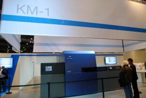 コニカミノルタ KM-1