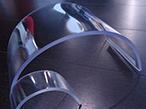 大日本印刷、電気自動車向け曲面樹脂ガラスを開発