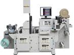 NVS、TOKYOPACKに新製品の横軸型ロールラベル検査装置を出展