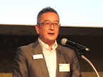 HDF21、退任する水野社長が印刷業界に感謝の気持ちを伝える