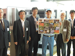 技能五輪、印刷職種・日本代表(候補者)に堀洸太選手