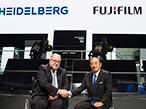 富士フイルムとハイデルベルグ社、さらなる協業推進で合意