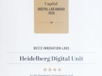 ハイデルベルグ社、デジタル技術活用の業界状況レポートが栄誉