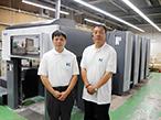 ハイデルベルグ、樋口印刷所(大阪)に「CX75」国内1号機納入