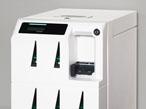 大日本印刷、国際ブランドデビットカードの即時発行機を開発