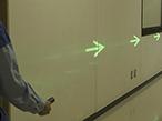 大日本印刷、遠くまで明瞭に表示できる小型照明装置を開発
