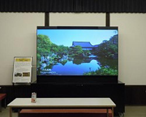 大日本印刷、二条城に4K映像を上映する特設シアターを開設