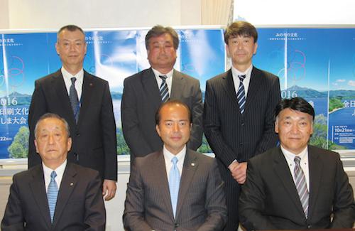全印工連、恩返しの想いを込め全日本印刷文化典ふくしま大会開催
