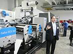 ガルス社、複数加工プロセスを統合したデジタルラベル印刷機公開