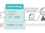 グーフとディレクタス、セールスフォースとPrint of Thingsを連携