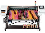 HP、高速で正確なカラーマッチング実現したテキスタイルプリンタ