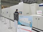 IGAS2018レポート|ミヤコシ、毎分200mの高速連帳IJ印刷機