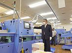 アイワード、ミューラー社製設備導入で製本工程をスマート化