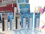光文堂、TOKYO PACKで台紙付シュリンクパック吸引封入装置紹介