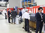 光文堂、第43回最新製本省力化機材展が開幕 10月12日まで