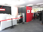 光文堂、両面同時5色印刷を実現する「XEIKON9800」を披露