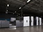 コダック社、輪転デジタル印刷機「Prosper6000プレス」発表