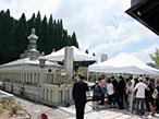 高野山納骨塔奉讃会、慰霊祭・追悼法要に165名が参拝