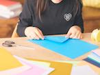リンテック、色画用紙の売り上げの一部を日本赤十字社に寄付