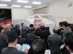 ミヤコシ、最新デジタル印刷機を展示したオープンハウスに700名