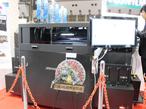ミマキ、UV硬化インクジェット方式3Dプリンタ「3DUJ-P」発表