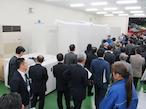 ミヤコシ、輪転式フルカラー高速IJ機「MJP20AX」を国内初公開