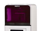 武藤工業、解像度50μm・40μmの高精細光造形3Dプリンタ発売