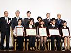 大印工組、第3回組合員例会&MUD表彰式・セミナーに130名