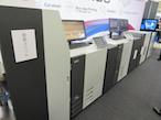 理想科学工業、高速カット紙カラーIJプリンターを国内初公開