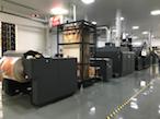 HP、ダンボール用インクジェット印刷輪転機を中国に初納入