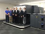 柏村印刷、HP Indigo 12000 HD導入でアナログtoデジタルを展開