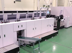 ミヤコシ、ブックブロック加工機発表-HSF2021で実機公開