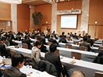 JP産業展協会、「プレJP」に90名 - OSP・松口社長が基調講演
