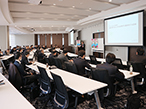 JP産業展協会、「プレJP」に70名 - 福島印刷・下畠社長が基調講演