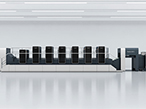 Koenig&Bauer社、Rapida106Xでend to endのラベル一貫生産