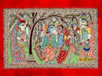 リコー、インド農村部の女性アーティストを支援する作品展開催