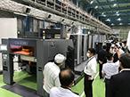 RMGT、本社工場でRMGT970/1050など新商品内覧会を開催
