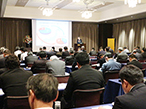 西日本リョービMHIパートナーズクラブ、大阪開催に100名