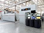 コダックとUteco、軟包装デジタル機Sapphire EVOの3号機出荷