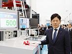 セキ、水性フレキソ印刷の新工場「SEKI BLUE FACTORY」始動