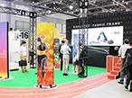 サインアーテック、看板EXPOで大型バナースタンド紹介