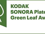 コダック、2019年 SONORA Plate Green Leaf Award受賞社発表
