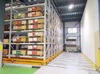 テクノロール、既存スペース活用の低価格半自動立体倉庫開発