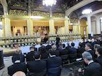 東印工組、創立70周年記念事業として合同追悼法要を執り行う