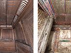 凸版印刷、興福寺「三重塔」内をVRで彩色再現
