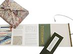 トッパン・フォームズ、古地図と浮世絵「名所江戸百景」を絵巻物に