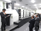 KOMORI、ユーメディアで「リスロンGX40RP内覧会」開催