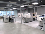 ウチダテクノ、ビジネス創出を支援する新ショールーム開設